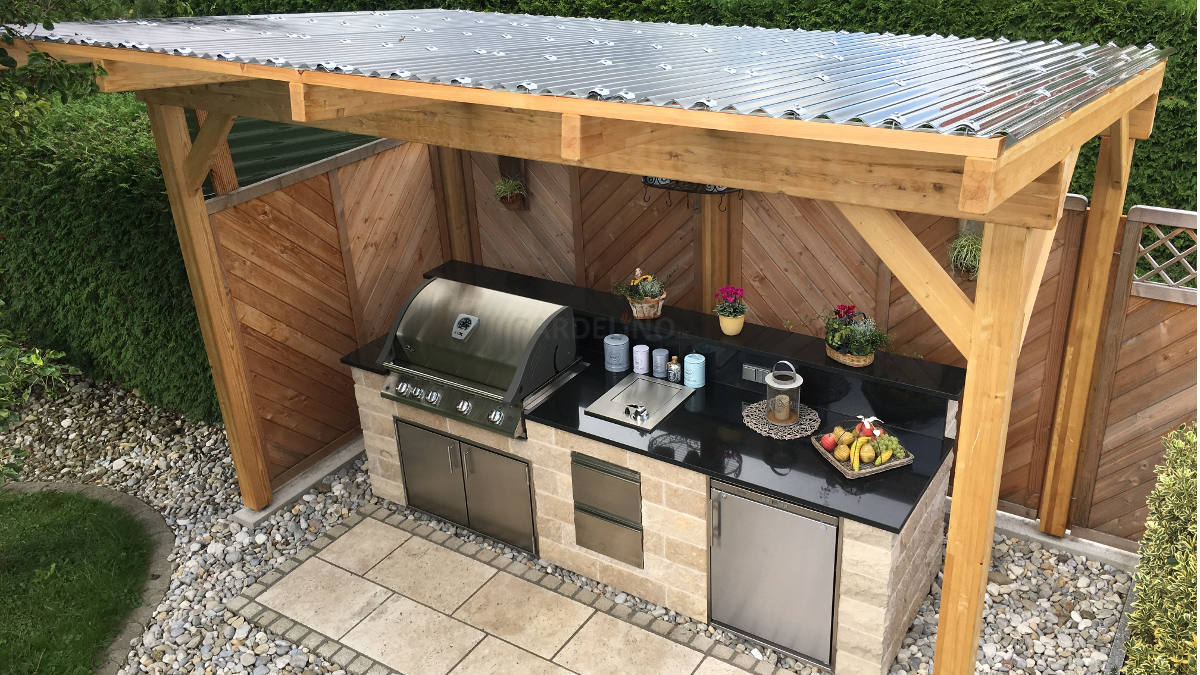 Die Outdoor Küche - ein Ratgeber