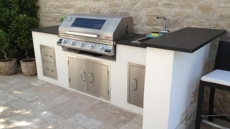 Outdoor Küche Edelstahl Türen : Die outdoor küche ein ratgeber