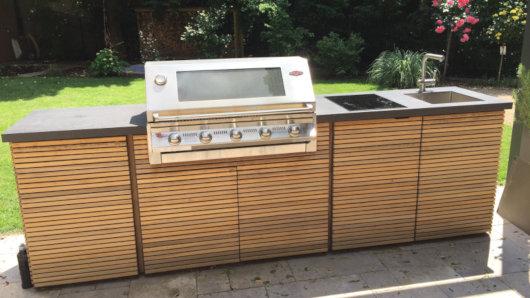 Outdoorküche Mit Kühlschrank Reinigen : Die outdoorküche u genussvoll draußen kochen outdoor möbel