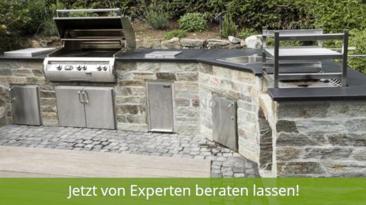 Outdoorküche Aus Stein : Outdoorküche planen gestalten und umsetzen ratgeber diybook