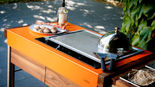 012 Mobilen Outdoorküchen Trolley von Induplus