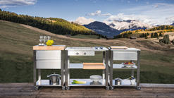 021 Mobile Outdoor Küche Joko Domus