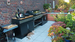 028 Außenküche mit BeefEater Modulen