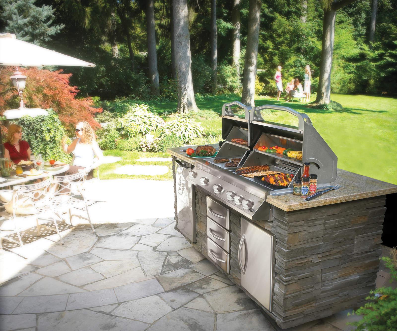 outdoor küchen bilder galerie