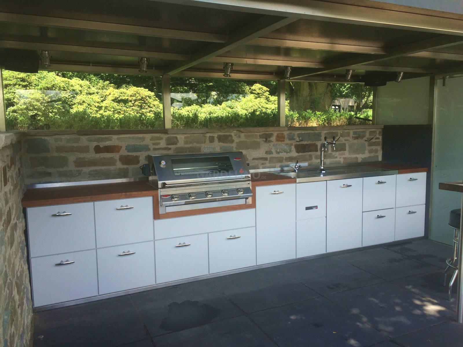 Outdoor Küche Holz : Outdoor küchen bilder galerie