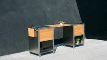 Mobile Joko Domus Modul Garten Küche (ID:076)