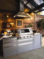 Fertige Outdoor Küchen Lösung von BeefEater (ID:105)