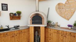 Sommerküche mit Pizzaofen (ID:138)