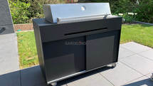 Selbstgebaute Grillstation mit BeefEater ProLine Grill (ID:160)