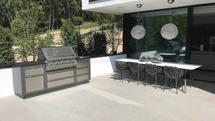 Modulare Outdoor Küche Oasis von Napoleon (ID:185)
