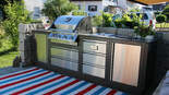 Modulare Outdoor Küche Oasis von Napoleon (ID:222)