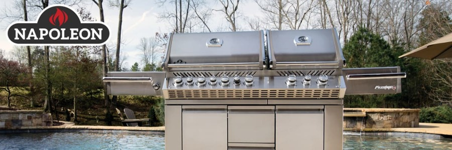 Napoleon Grill BIPRO 825 Outdoor Küche Standgrill