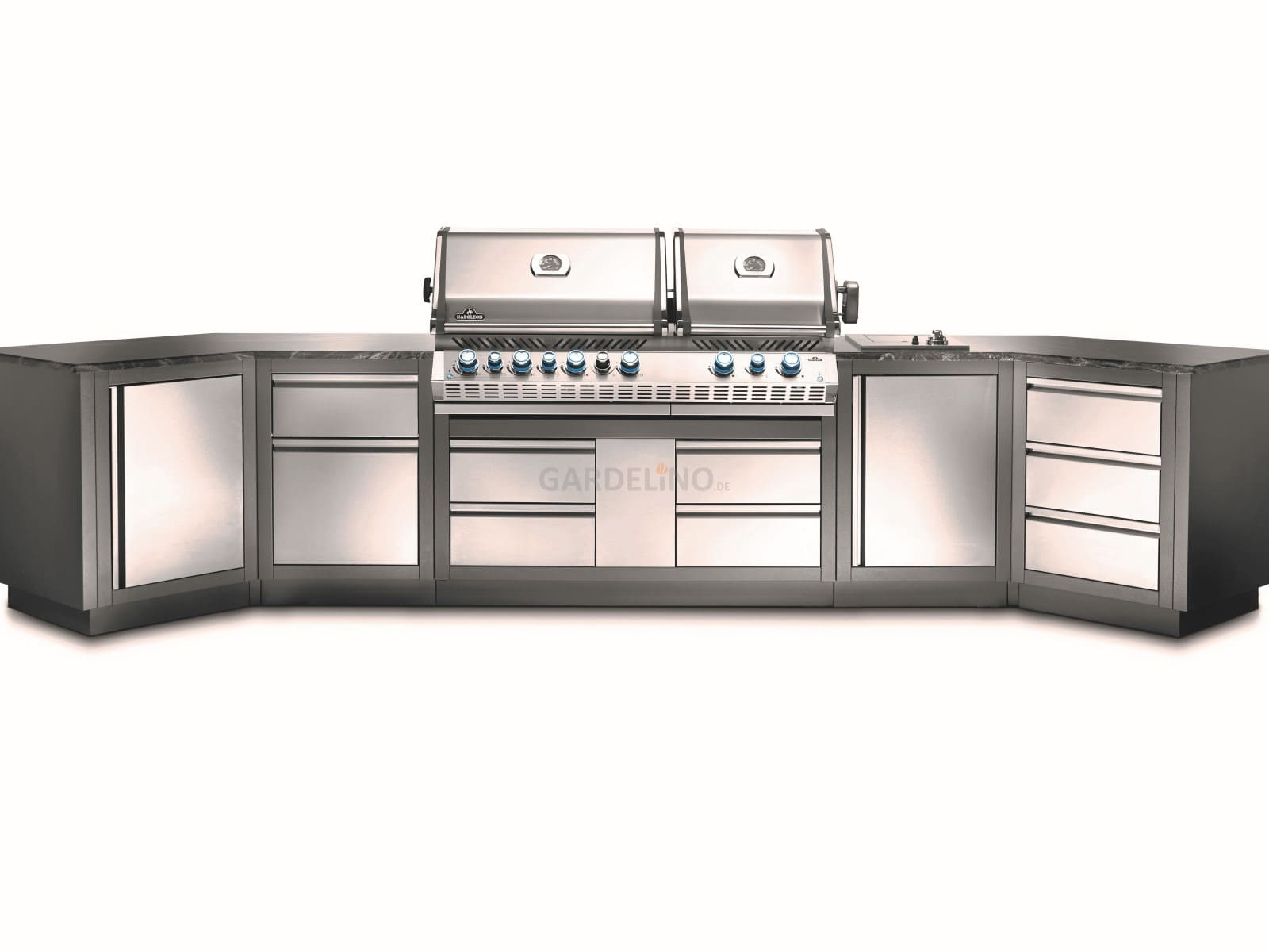 Napoleon Outdoor Küche Preis : Napoleon grill shop bei gardelino