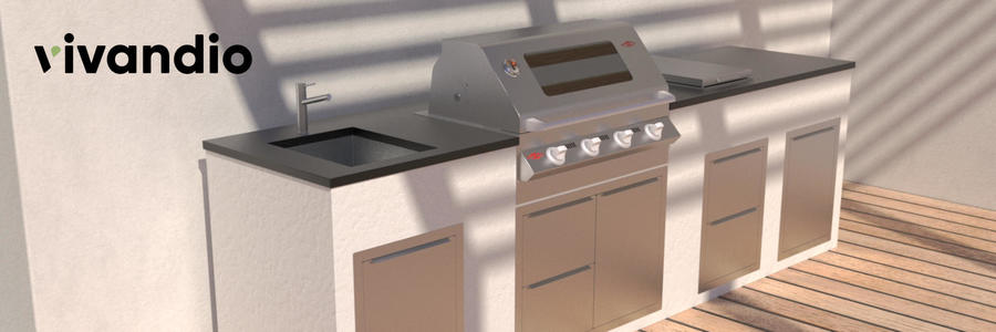 Vivandio - Enjoy outdoor cooking!