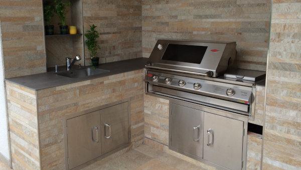 Outdoorküche Gasgrill Test : Outdoor küche mit gasgrill outdoor küche mit elektrogrill