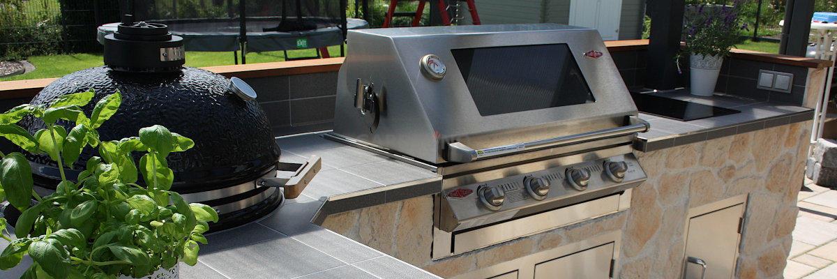 Küchen Ideen Frisch Ideen Für Outdoor Küchen Grill : Küche ...