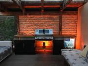 Schrank-Einzelmodule Outdoor Küche