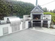 Außenküche selbst bauen mit gardelino.de