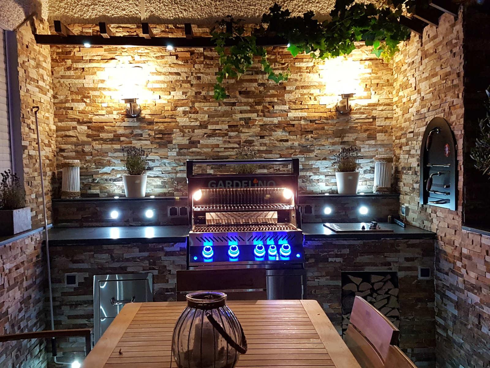 Outdoorküche Holz Xl : Outdoorküche planen tipps rund um den freiluft kochplatz mein