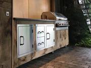 Türen und Schubladen von BeefEater für die Outdoor Küche