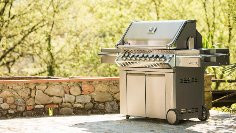 Napoleon Holzkohlegrill Pro 605 Edelstahl : Grill bbq shop mit profiauswahl