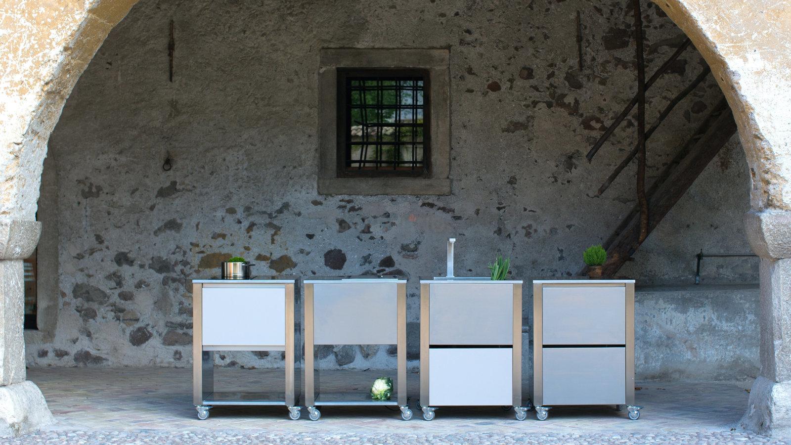 Edelstahltüren Für Outdoor Küche : Outdoor küche edelstahl türen: china grill doppel schublade und tür