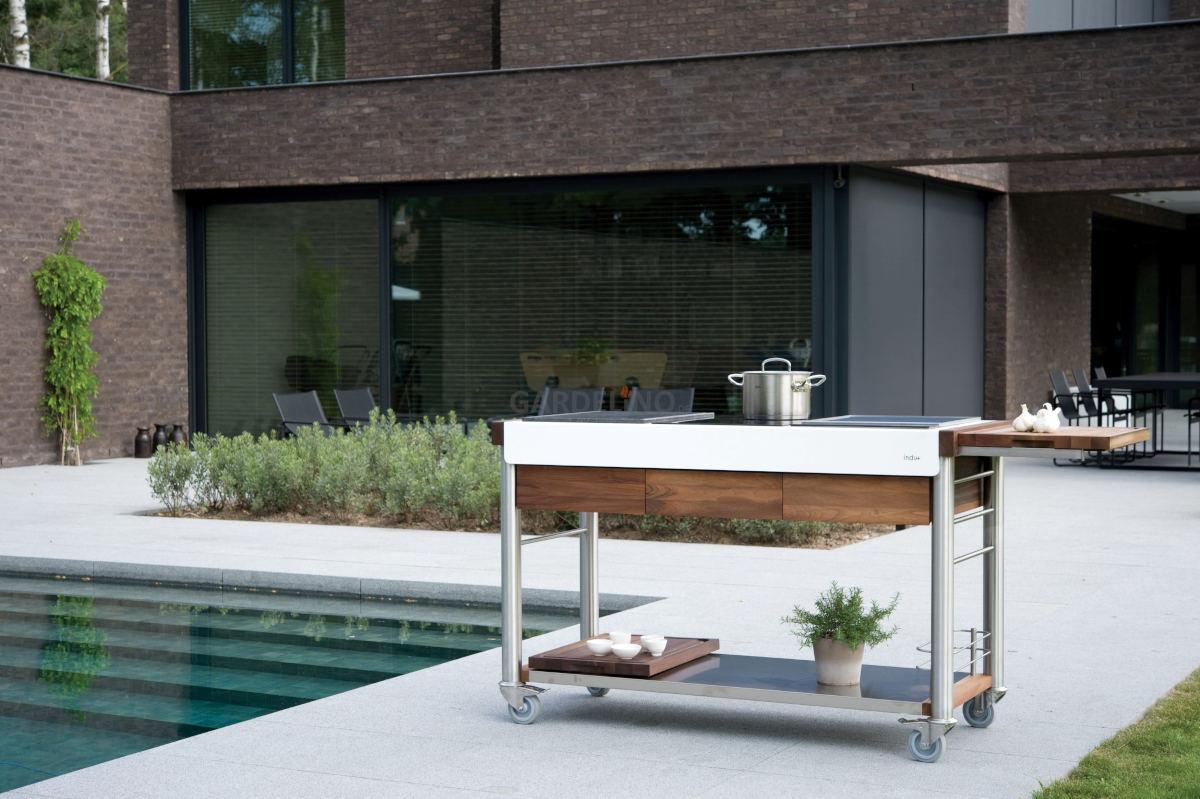 Türen Und Schubladen Für Die Außenküche : Die outdoor küche ein ratgeber