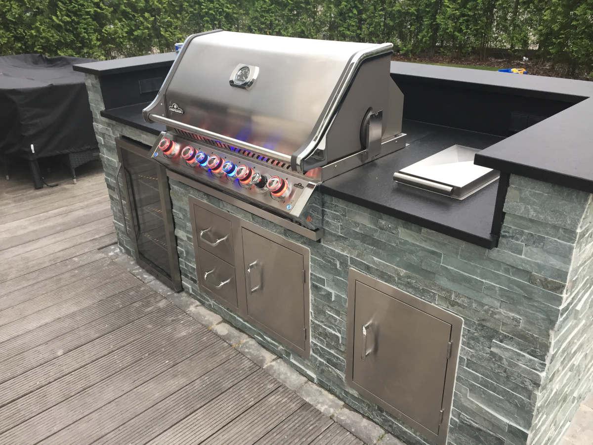 Outdoor Küche Mit Gas : Die outdoor küche ein ratgeber