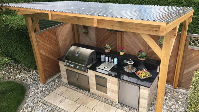 Outdoor Küche Guide Ratgeber