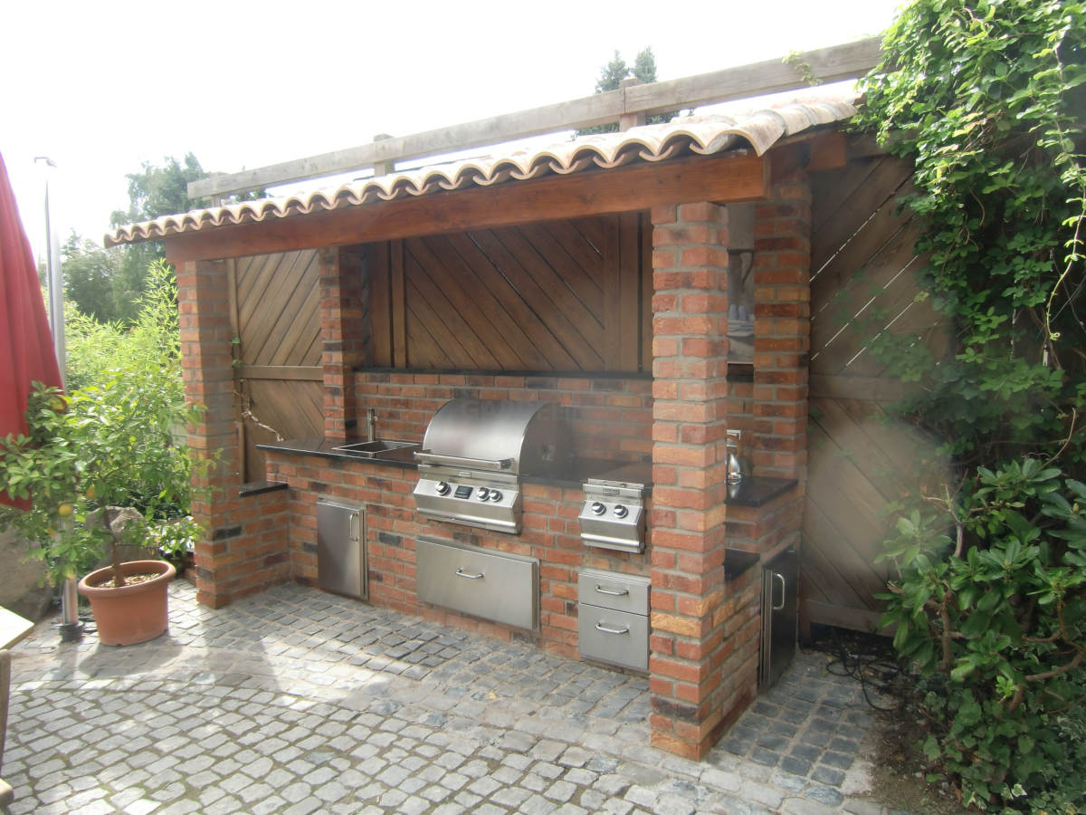 Outdoorküche Zubehör Deutschland : Die outdoor küche ein ratgeber