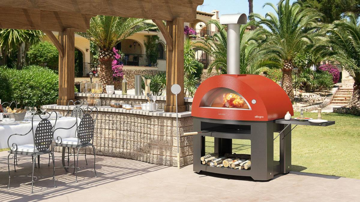 Outdoorküche Bausatz Gebraucht : Privater pizzaofen im garten ein ratgeber