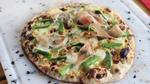 Leckere und knusprige Pizza vom Gasgrill