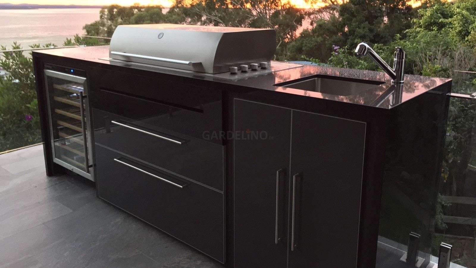 Einbau Gasgrill Outdoor Küche : Discovery gasgrills für die outdoorküche beefeater deutschland