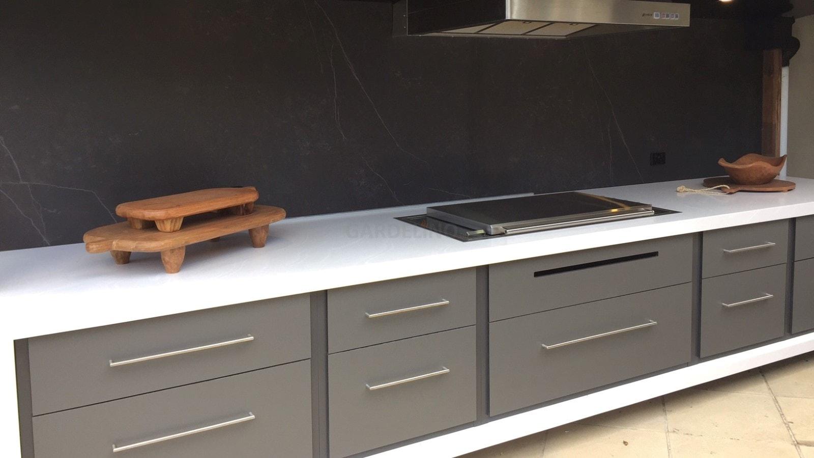 Outdoorküche Mit Gasgrill : Outdoor küche einbau gasgrill einzigartige outdoorküche mit