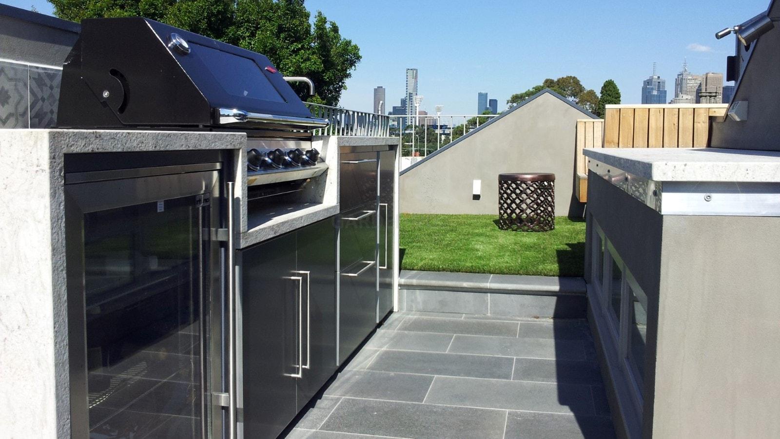 Einbau Gasgrill Outdoor Küche : Broilchef proseries bc sb einbaugasgrill