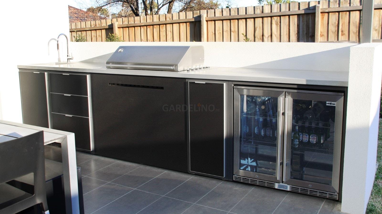 Einbau Gasgrill Outdoor Küche : Erstaunliche ideen outdoor küche Überdachung und atemberaubende