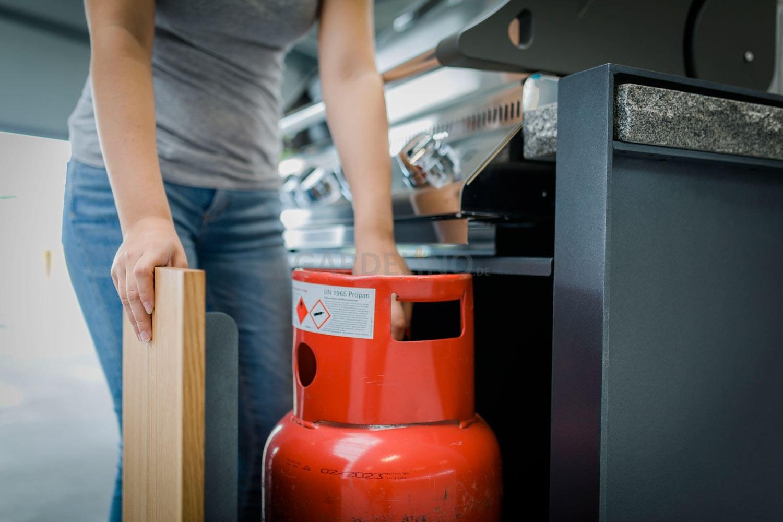 Outdoor Küche Gasflasche : Outdoorküche von oehler outdoorkitchen