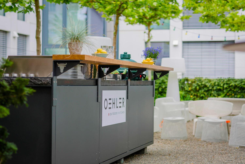 Outdoorküche Mit Spüle Lösen : Outdoorküche von oehler outdoorkitchen