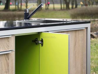 Proks Outdoor Küche Türen und Schubladen