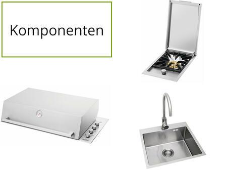 Komponenten für die vivandio Outdoor Küche elements