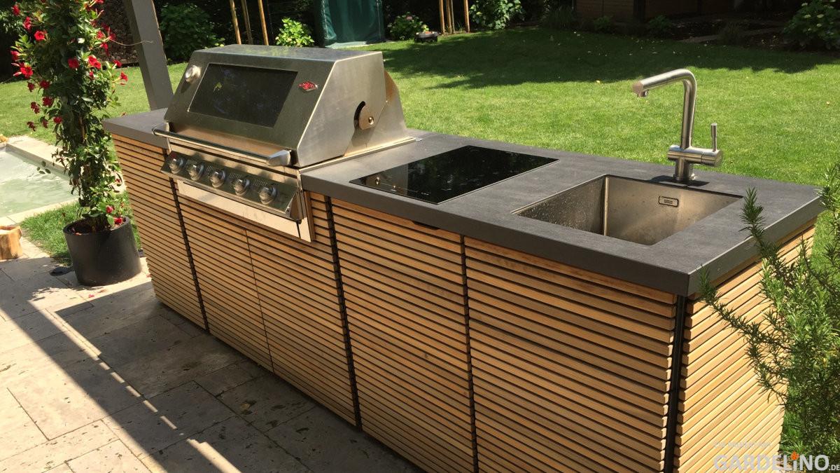 Beefeater Outdoor Küche Bauen Mit Gardelinode