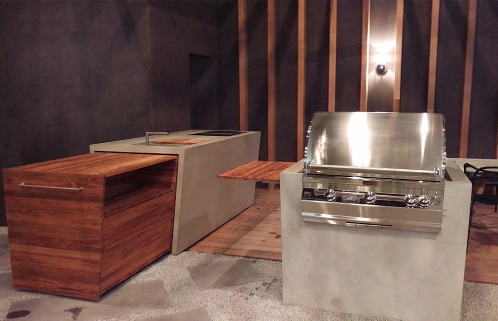 Outdoor Küche Hersteller : Gartenküche und outdoorküche grillen im garten