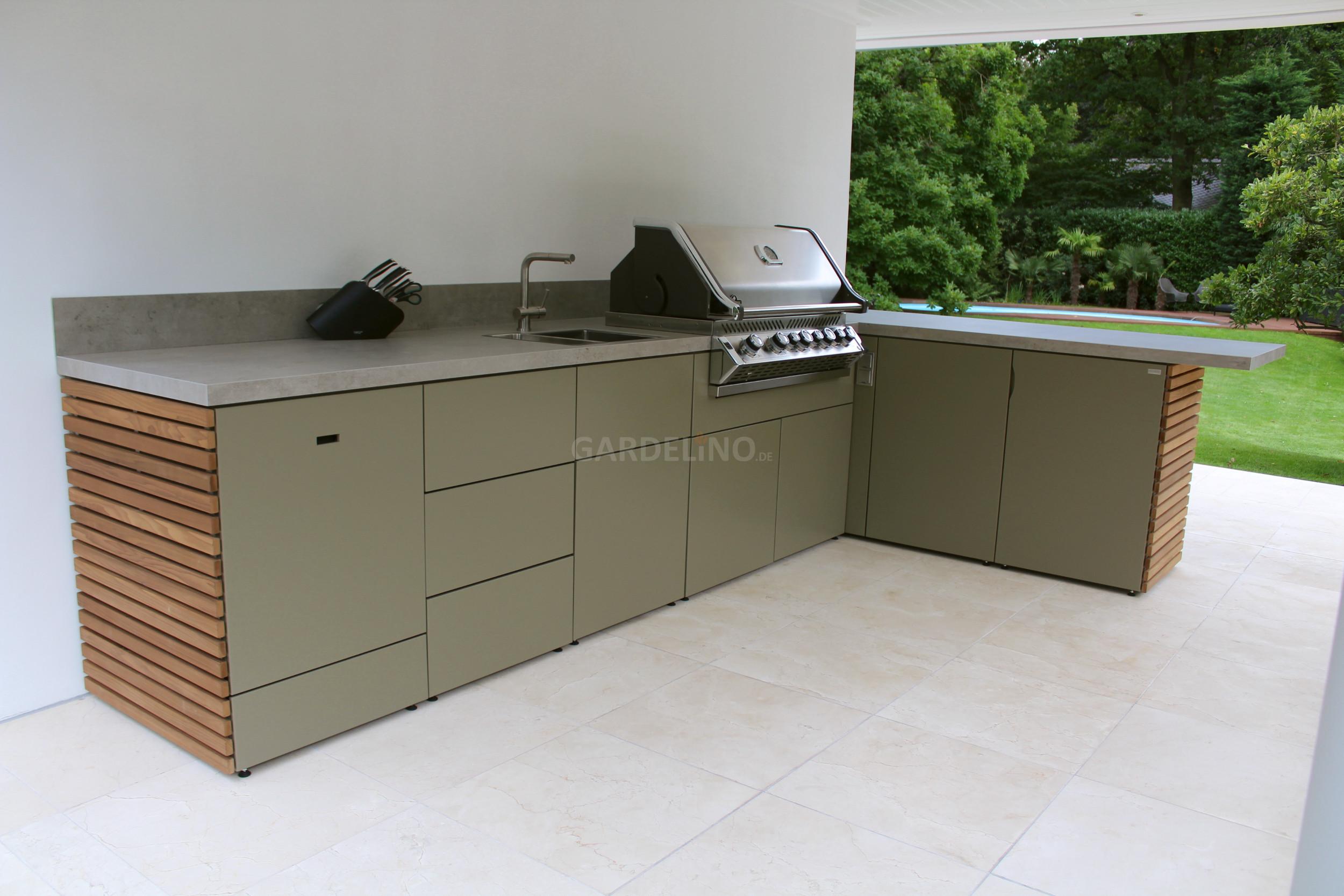 Outdoorküche Zubehör Test : Herrenhaus cubic outdoor kitchen fachhandel