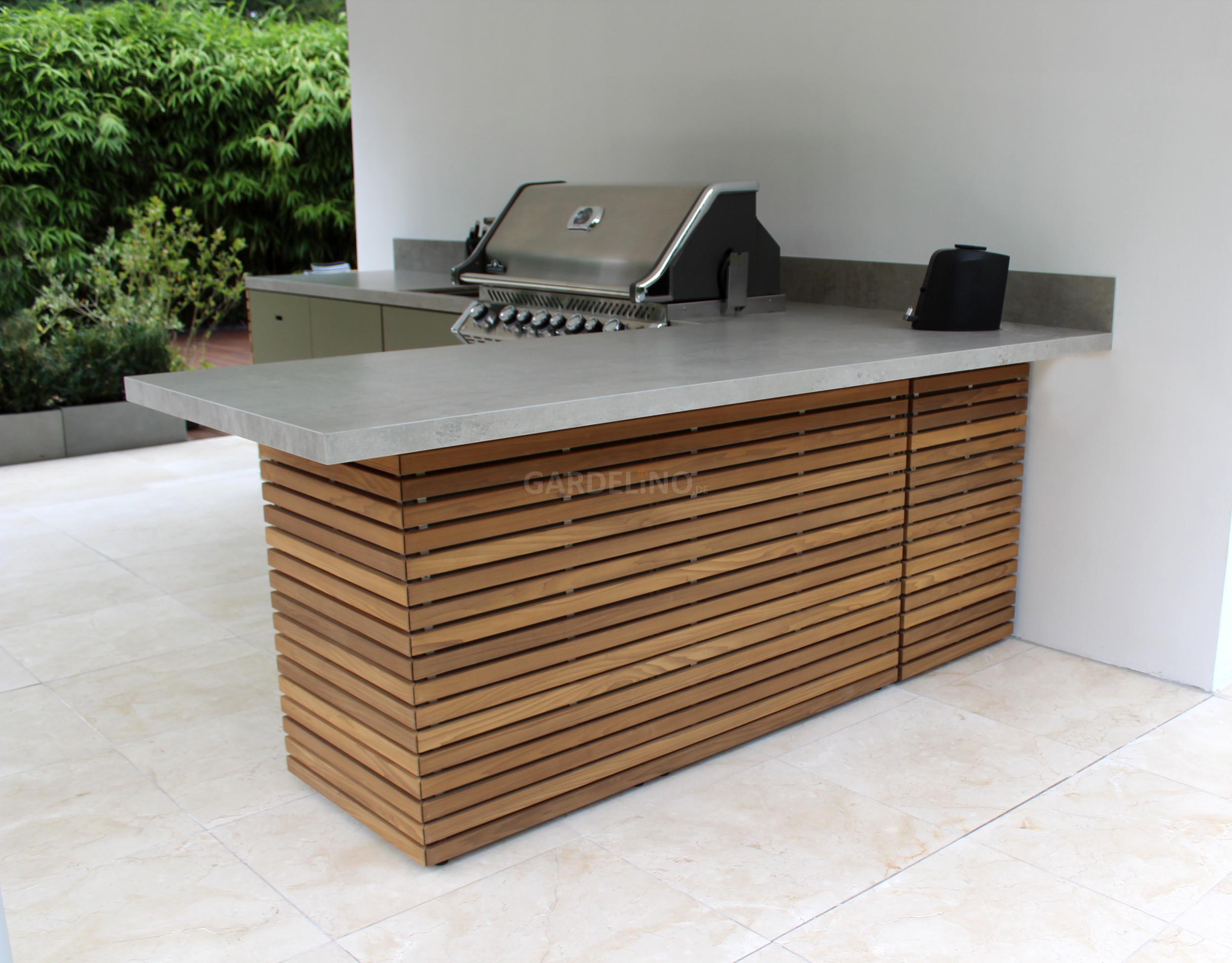 Outdoor Küche Reihenhaus : Exklusive outdoor küchen ikea küche euro spritzschutz