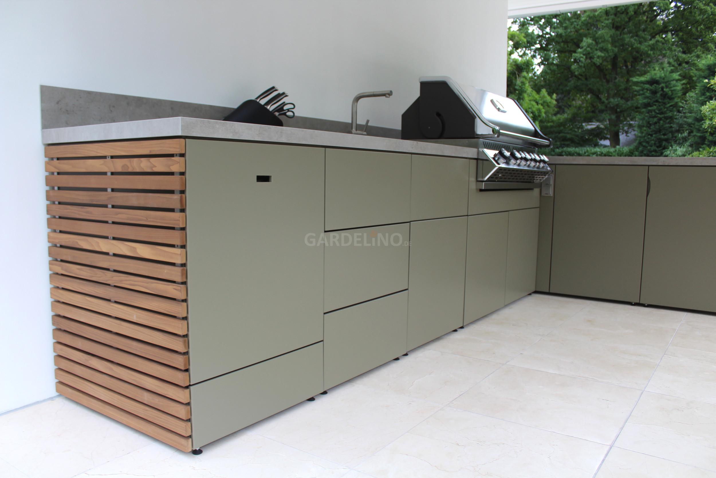 Outdoorküche Bausatz Test : Herrenhaus cubic outdoor kitchen fachhandel