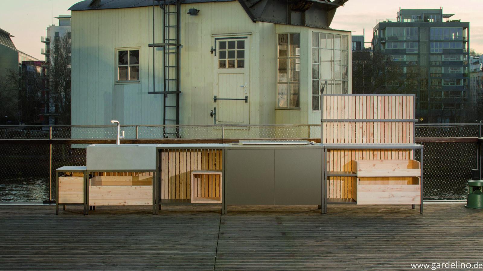 Outdoor Küche Kaufmann : Kaufmann grillkitchen block t bone aussenküche outdoorküche