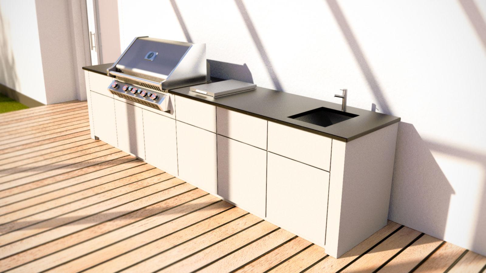 Outdoor K 252 Che Modul System Cabinet Auf Gardelino De