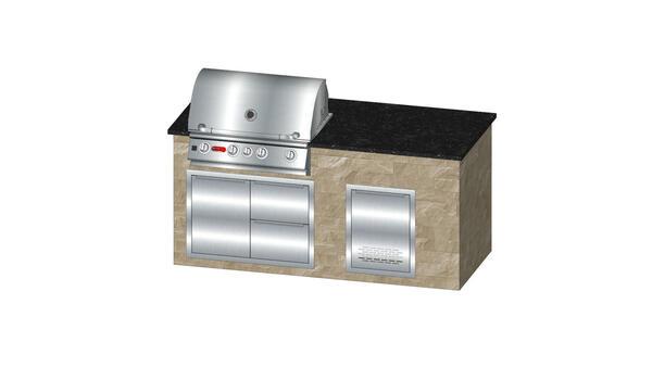 vivandio custom Start Do it Yourself Outdoor Küche