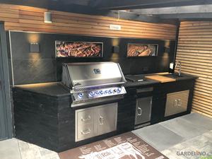 vivandio custom - Einbaukomponenten der Outdoor Küche