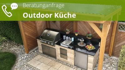 Schränke Für Außenküche : Outdoor küche bauen: türen & schubladen